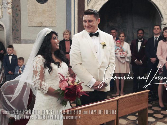 OUR WEDDING DAY – Shreoshi & Leszek – Zamek Krasiczyn