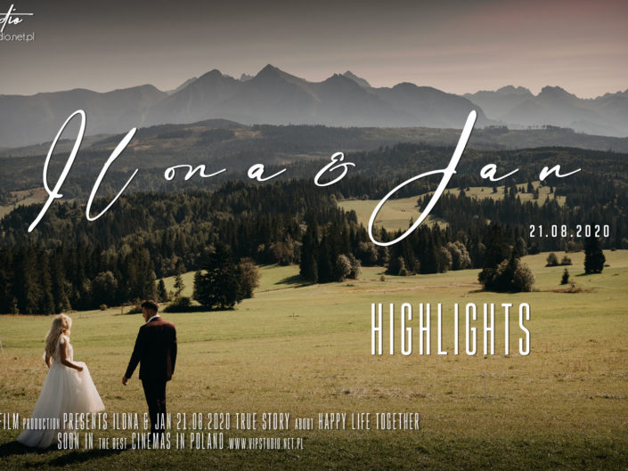Plener w górach TATRY - Teledysk ślubny HIGHLIGHTS