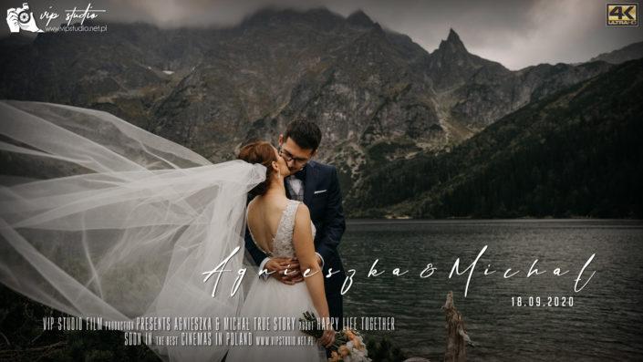 HIGHLIGHTS – plener ślubny w górach, Tatry, Morskie Oko, Rusinowa Polana